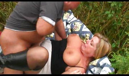 Cinta de sexo casero con una chica hermosa, masturbándose sensible coño, sexo mexicanas maduras culonas con Chico